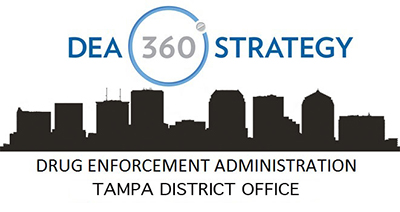 Tampa Bay DEA 360 graphic