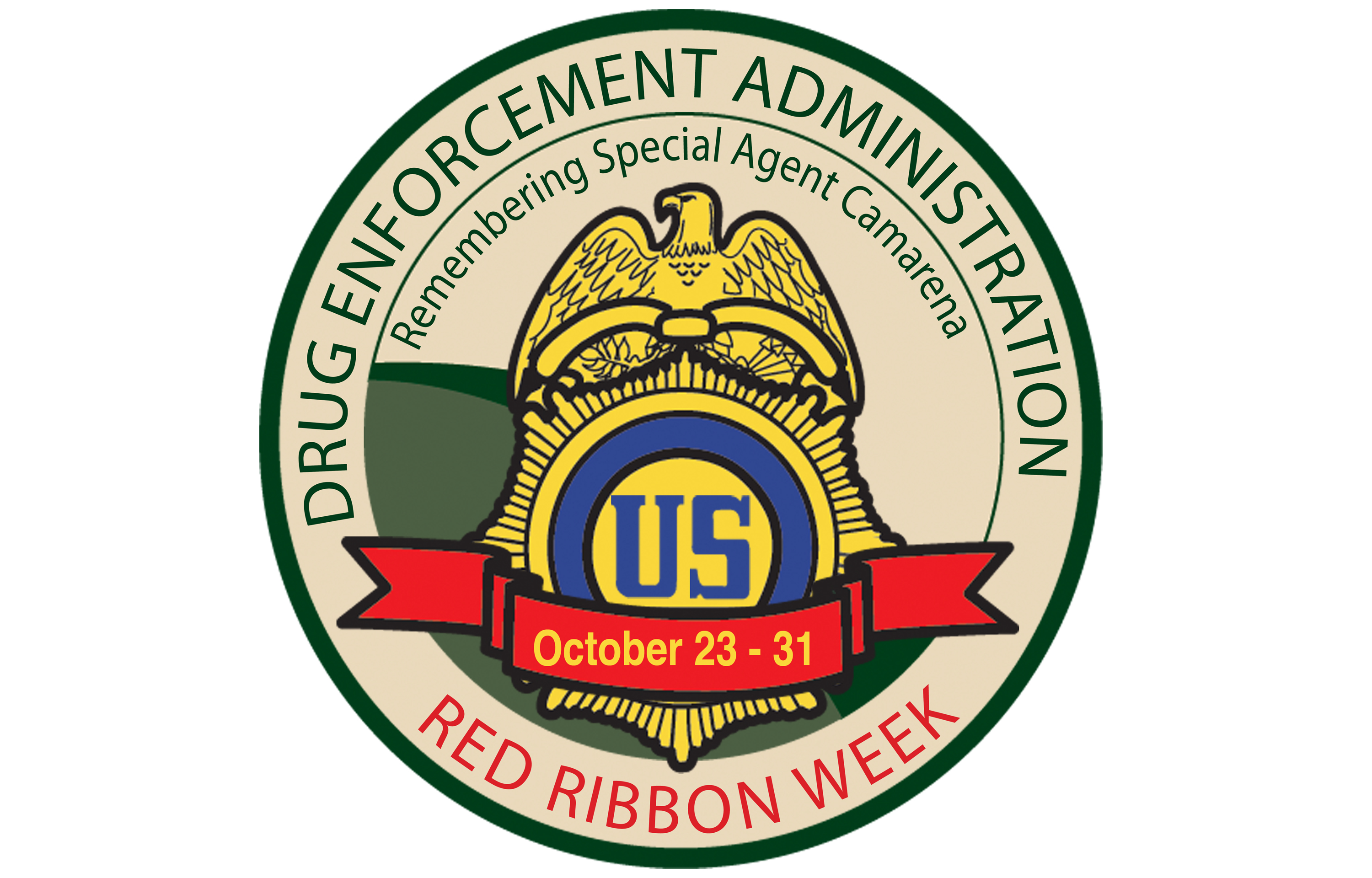 Red Ribbon Week Patch Program