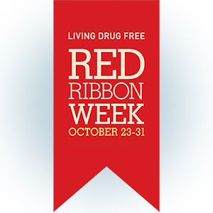 Red Ribbon Week is Oct 23-31