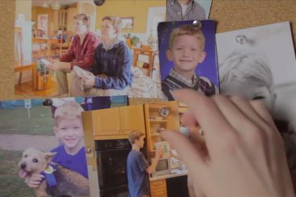 screen shot from 2017 Operation Prevention award winning video