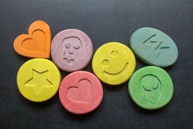 image of MDMA