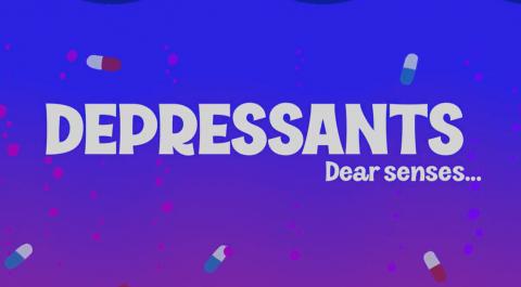 Depressants screenshot