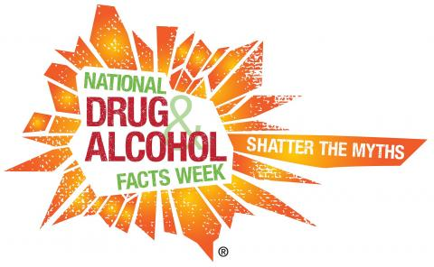 National Drug and Alcohol Facts Week logo