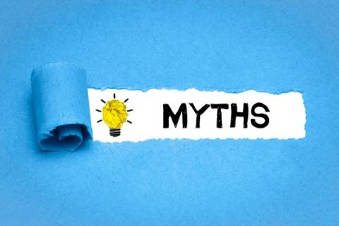 myths graphic