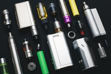 variety of vape devices