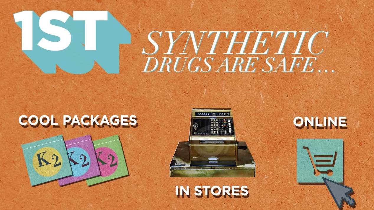 Synthetic drugs video cover